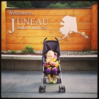 Photo taken at City of Juneau by John M. on 9/10/2013