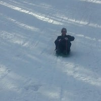 Photo taken at Mount Buller Snow Play by Tania Tany L. on 8/16/2013
