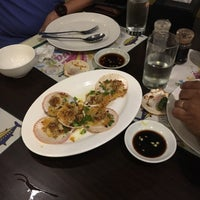 Photo taken at Yellow Fin Restaurant - Prime Square Branch by Ken P. on 9/6/2017