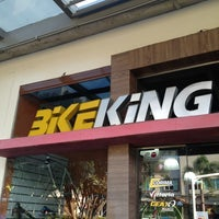 Photo taken at Bike King by Ken P. on 4/3/2013