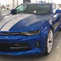 Photo taken at Davis Chevrolet by onodasan on 5/13/2017