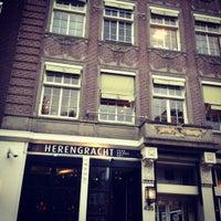 9/16/2012 tarihinde Cari P.ziyaretçi tarafından Herengracht Restaurant & Bar'de çekilen fotoğraf