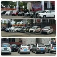Photo taken at Taman Budaya Padang by David T. on 9/21/2014
