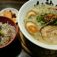Photo taken at 山神山人 西宮店 by south m. on 3/20/2016