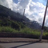 Photo taken at ArcelorMittal Monlevade by Rodrigo L. on 6/4/2014
