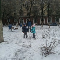 Photo taken at Сквер Имени Калинина by Дмитрий П. on 12/8/2013