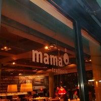 Das Foto wurde bei mama trattoria von Stefan W. am 11/5/2012 aufgenommen