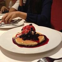 Photo taken at Pancious Pancake by Bowie D. on 1/25/2013