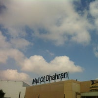 Photo taken at Mall of Dhahran by Aqeel on 12/23/2012