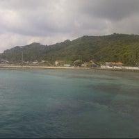 Photo taken at Karimunjawa Island by Beib K. on 10/27/2012