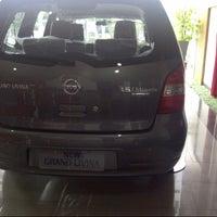 Photo taken at Nissan Nusa Dua by Beib K. on 12/27/2012