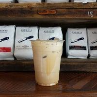 Photo taken at Andante Coffee Roasters by Daniel J. on 6/21/2014