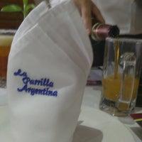 Foto tomada en La Parrilla Argentina por Antonio P. el 4/19/2014