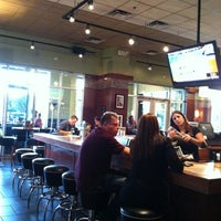 Photo taken at Bar Louie by Robin F. on 1/15/2013