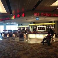 Photo taken at Terminal 1 by thursday on 5/12/2013