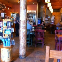 Photo taken at Caribou Coffee by Carla J. on 6/19/2013