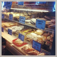 Photo taken at A Baker's Wife Pastry Shop by Carla J. on 3/28/2013