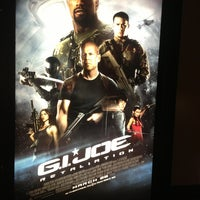 Photo taken at Galaxy South Dekalb 12 Cinema by Dwight J. on 3/29/2013