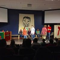 Photo taken at Gordon College by Brad K. on 12/12/2015