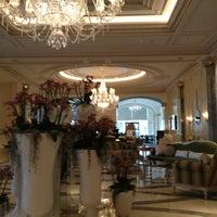 Снимок сделан в Four Seasons Hotel Baku пользователем Valentinich 3/10/2013