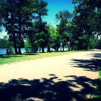 Photo taken at Riverside Park by Allie M. on 6/7/2013