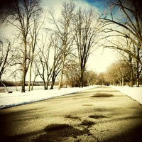 Photo taken at Riverside Park by Allie M. on 2/17/2013