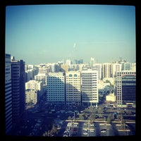 Photo taken at Cristal Hotel by Oleg Z. on 9/30/2012