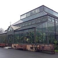 Photo taken at Glasgow Botanic Gardens by ZagT W. on 12/17/2012