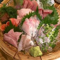 Photo taken at 大漁一家 本八幡店 by Matta on 10/2/2015