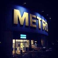 Photo taken at Metro Cash & Carry by amarkov on 12/7/2012