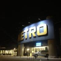 Photo taken at Metro Cash & Carry by amarkov on 2/18/2013