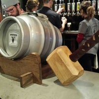 Photo taken at Drekker Brewing Company by Christopher S. on 3/23/2017