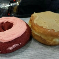 Photo taken at Sandy's Donuts by Christopher S. on 4/20/2016