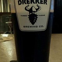 Photo taken at Drekker Brewing Company by Christopher S. on 3/5/2017