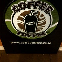 Photo taken at Coffee Toffee by dewa agung s. on 2/14/2014