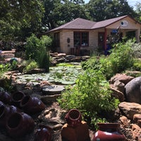 Photo Taken At Hill Country Water Gardens By Sarah L. On 7/2/ ...