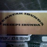 Photo taken at Restoran Teratak Ibunda by khairul n. on 9/18/2012