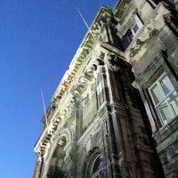 9/24/2012 tarihinde Han M.ziyaretçi tarafından İstanbul Teknik Üniversitesi'de çekilen fotoğraf