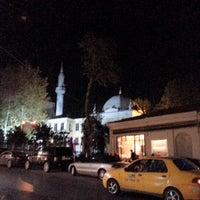 Photo taken at Teşvikiye by Han M. on 10/14/2012
