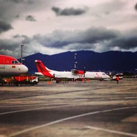 Photo taken at Terminal Puente Aéreo by JuanGui C. on 7/9/2013