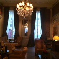Photo taken at Grand Hotel Casselbergh by Михаил М. on 7/25/2014