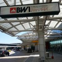 Photo taken at Baltimore/Washington International Thurgood Marshall Airport (BWI) by Corri D. on 4/26/2013