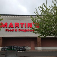 Photo taken at Martin's Food Market by Tracy J. on 4/29/2013