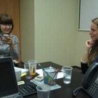 Photo taken at confroom 7 nebo by Ksenia S. on 1/16/2013
