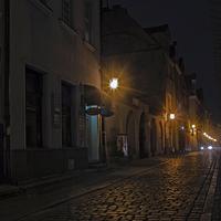 Photo taken at Ulica Szkolna by Miasto Poznań on 11/28/2014
