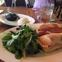 Photo taken at Cuisinett French Comfort Food by melbelle on 2/28/2013