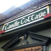 Photo taken at Candle Cottage by Adam W. on 8/9/2013