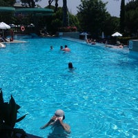 Photo taken at Gloria Verde Resort pool by Владимир Р. on 6/25/2013