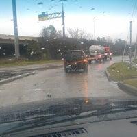 Photo taken at Main and 610 by K*H*A*D*I*J*A*H on 2/6/2013