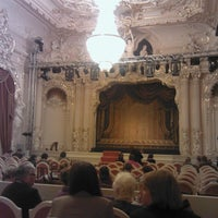 Снимок сделан в Санктъ-Петербургъ Опера пользователем Paul T. 10/5/2012